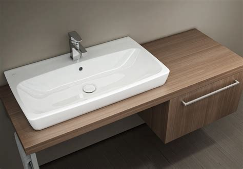 Countertop Wash Basins Uk by Vitra M Line Countertop Washbasin Elite Bathrooms Is One