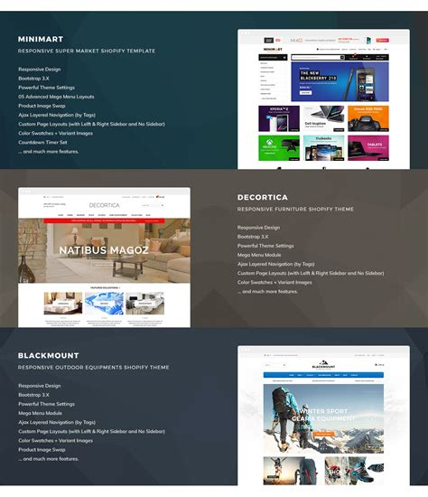 responsive template for decortica responsive shopify template halothemes