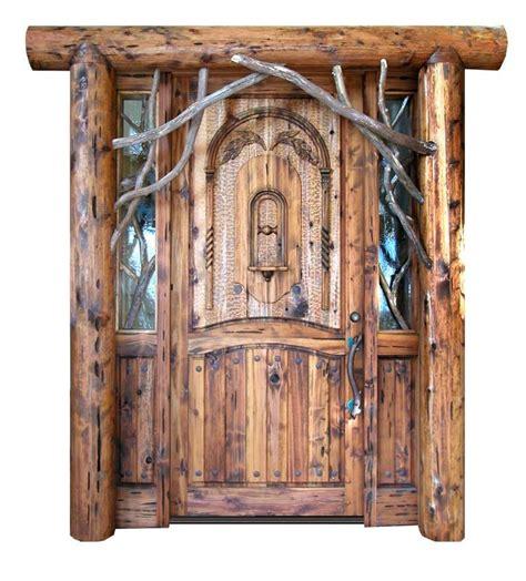 Cabin Door by Best 25 Cabin Doors Ideas On Rustic Doors Front End Design And Rustic Front Doors