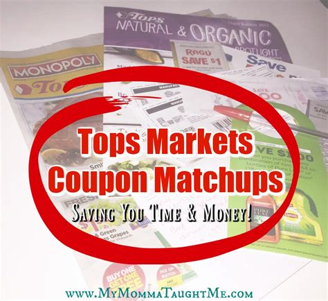 tops grocery coupons printable tops coupon matchups week of 4 16 couponing at tops