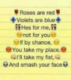 boyfriend poems say this poem to your boyfriend s ex ex bullishhhh
