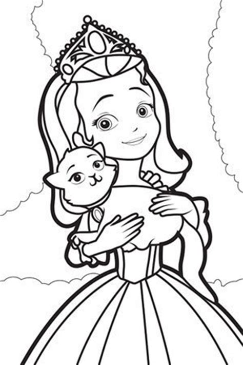 princess ivy coloring pages sofia the first activities disney australia disney junior