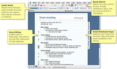 notebook layout word for windows with word 2004 microsoft finally gets everything right