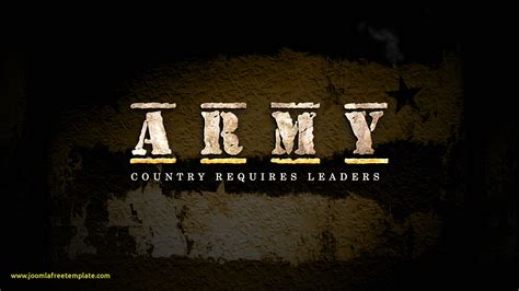 army powerpoint template powerpoint templates gallery powerpoint
