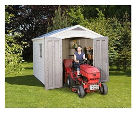Keter Plastic Garden Sheds by Best 20 Keter Plastic Sheds Ideas On Outdoor
