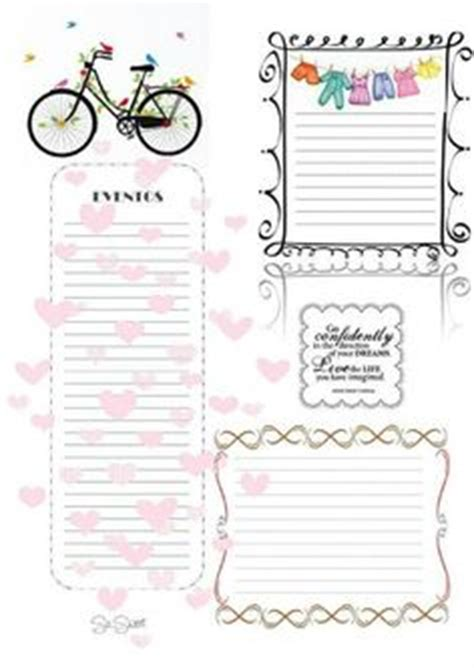 agenda del bebe con hojas para imprimir on google stationery and free meal planner