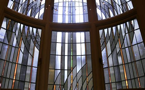 Glas Deko Bilder by Deco Stained Glass Window Bradley Basso Studio