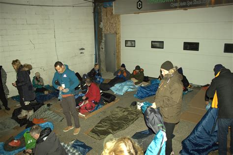 covenant house covenant house vancouver sleep out hawksworth restaurant