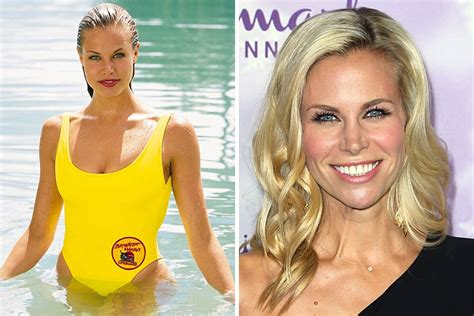 baywatch actress name and photo 18 baywatch casts then and now