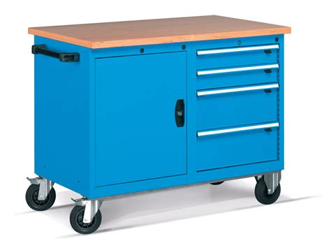 mobile tool storage cabinets buy 4 mobile drawer cabinet with cupboard free delivery