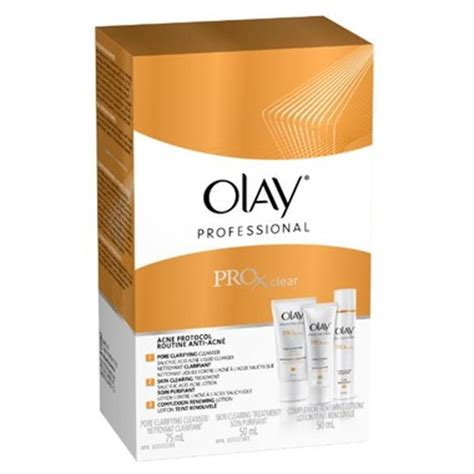 Harga Olay Pro X Clear Acne Protocol buy olay pro x clear acne protocol at well ca free