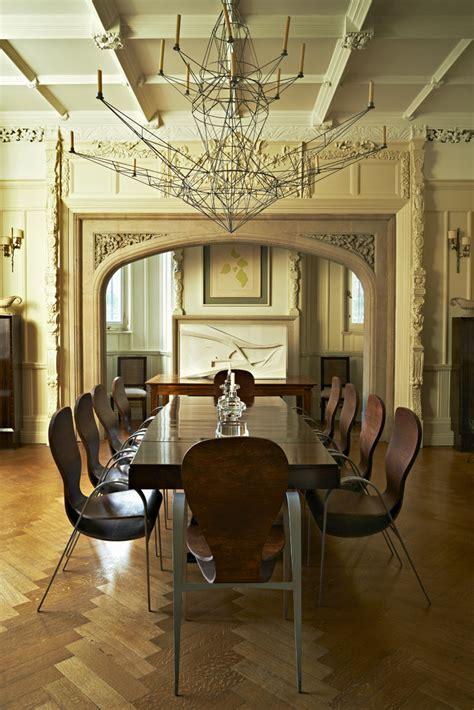 eclectic  century london home archiscene