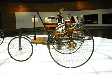 first mercedes benz 1886 first auto by geoff wheatley
