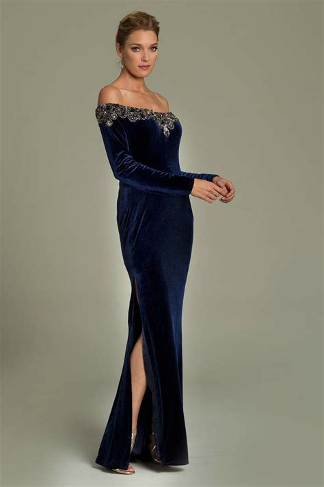 Cap Sleeve Velvet Jovani Gown   Cool stuff to buy   Pinterest