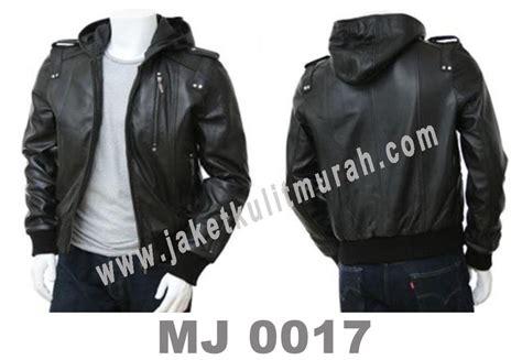 Jaket Kulit Pria Gaul jaket kulit pria mj 00017