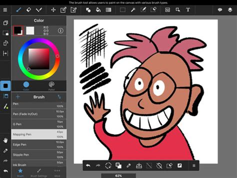 Drawing Apps by Review Medibang Paint Drawing App Parka Blogs