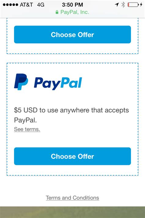 How To Get Free Paypal Gift Cards - free 5 paypal gift card takes only less than a minute simple coupon deals