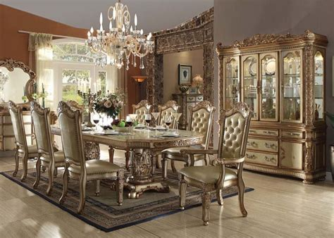 dining room sets dallas dallas designer furniture balint formal dining room set