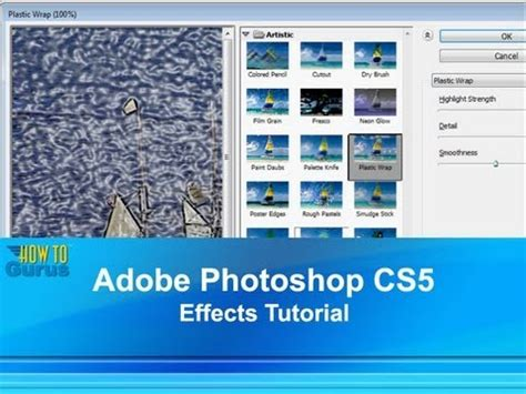 tutorial photoshop adobe cs5 adobe photoshop cs5 tutorial effects how to use the