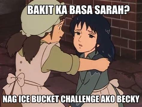 Sarah Meme - internet memes revived a classic anime on local tv anime