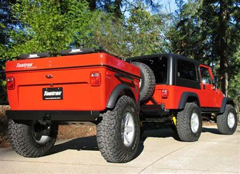 Jeep Road Trailer Jeep Trailers Road Trailers And Backcountry Trailers
