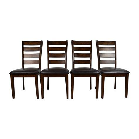 62 Off Raymour Flanigan Raymour Flanigan Kona Dining Raymour And Flanigan Dining Chairs