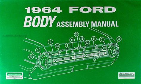 download car manuals pdf free 1964 ford galaxie spare parts catalogs 1964 ford galaxie 500 body assembly manual reprint 1959 wiring wiring diagram library