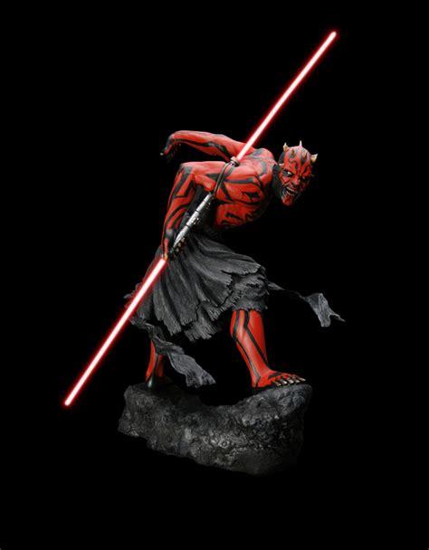 wars darth maul kotobukiya wars darth maul artfx statue the toyark