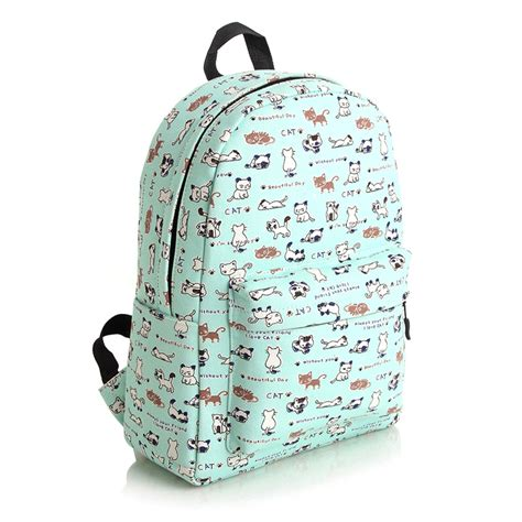 Cat And Mouse Backpack 1 kawaii backpack 2015 cat backpack children