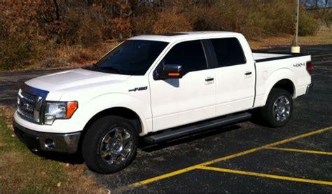 ford truck white 2010 f150 lariat supercrew platinum white ford f150