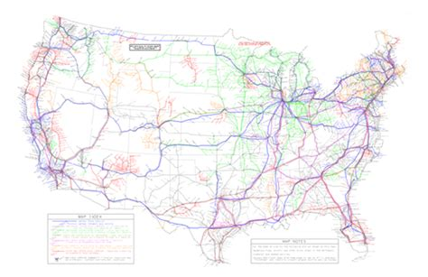 of florida cus map pdf map shows how to travel across america without a car