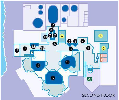 georgia aquarium floor plan the alaska sealife center tour map seward sea life center