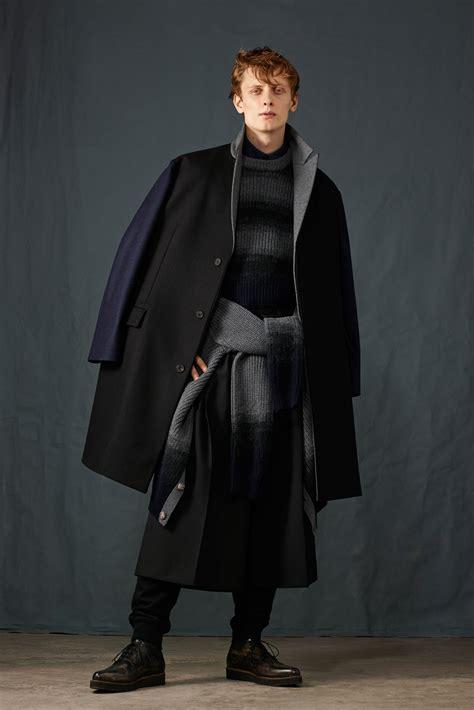menswear denim winter 2015 trends mcq alexander mcqueen fall winter punk countryside
