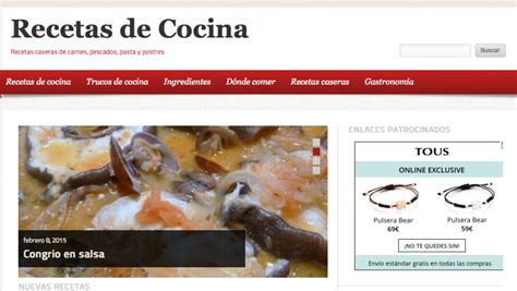 blogs recetas cocina de recetas y consejos de cocina webs de empresas