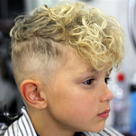 Hair Hairstyles For Boys by 30 Cool Haircuts For Boys 2018