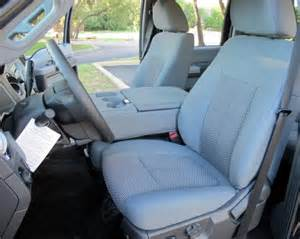 Ford F250 Seat Covers 2014 Ford F250 Superduty Genuine Leather Seat Covers