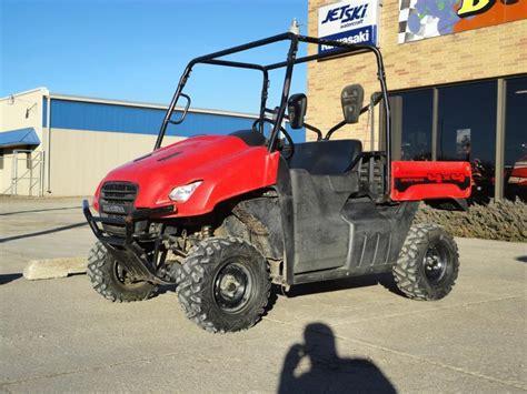 muv honda honda muv700 motorcycles for sale in nebraska