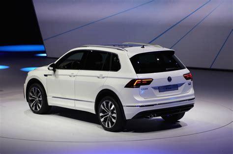 New 2015 Volkswagen by New Volkswagen Tiguan Unveiled 2015 Frankfurt Auto Show