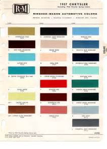 1000 images about car paint chips 1957 on pinterest