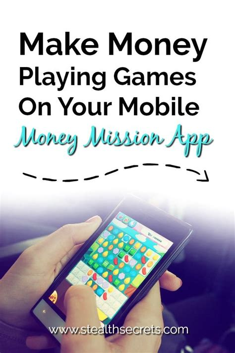 money mission app  legitimate opportunity