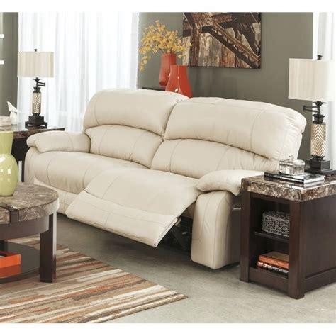 damacio power reclining sofa damacio leather 2 seat power reclining sofa in