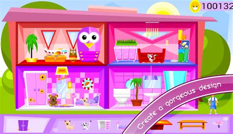 www doll house decoration games com my doll house decorating games android apps on google play