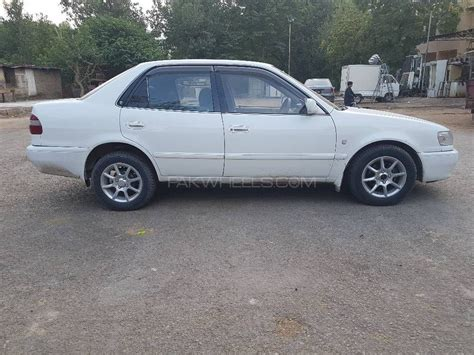 Toyota Se Toyota Corolla Se Limited 1998 For Sale In Islamabad