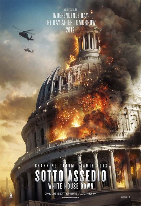 white house down full movie sotto assedio white house down full trailer e clip in