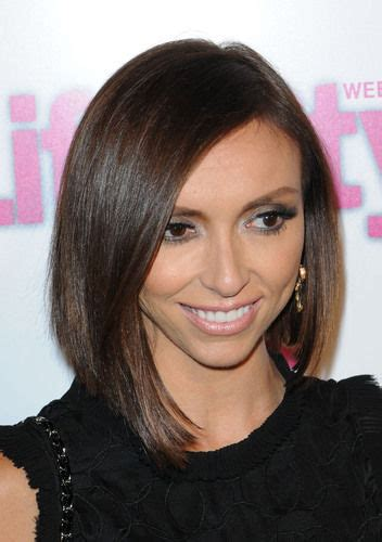 why did guilliana rancic color her hair hairstyle tutorials