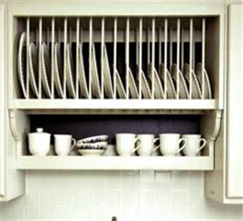 Kitchen Cabinet Plate Rack Storage Plate Cabinet On Pinterest Plate Racks Dish Racks And Plates