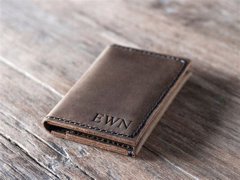 Handmade Wallets Etsy - breast pocket wallet leather wallet handmade leather