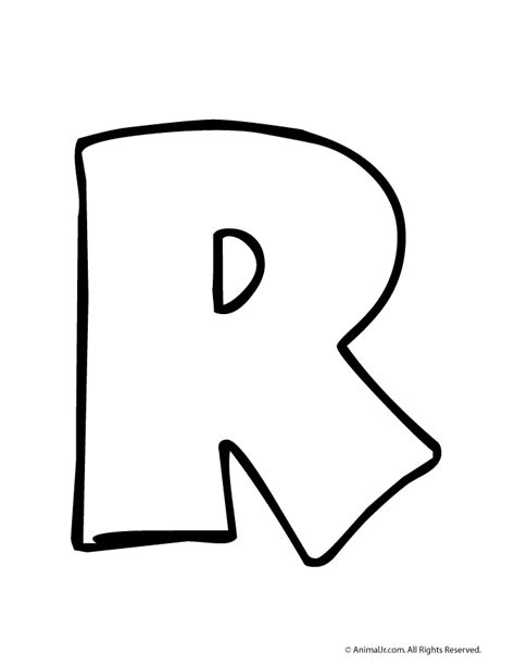 letter r template letter r crafts 187 preschool crafts coloring pages