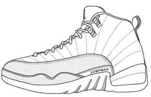 sneaker coloring book shoe coloring pages coloring home