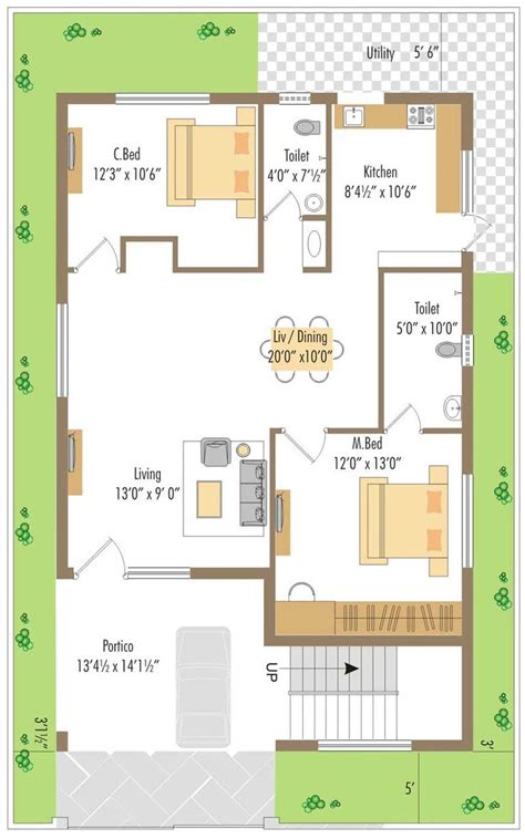 search house plans west facing small house plan google search ideas for